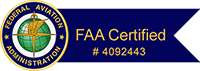 faa certification number 4092443